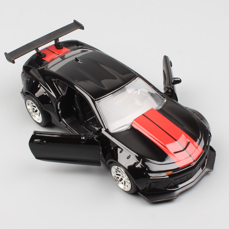 2016 Chevrolet Chevy Camaro SS coupe Model Toy Car 16