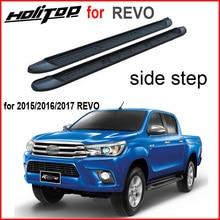 Новые OE подножка сбоку бег панели nerf бар для Toyota Hilux REVO, высокое качество алюминий сплав, цена акции