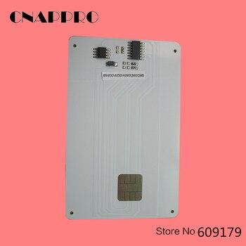 Black Compatible OKI 56123402 Toner Cartridge Chip For Okidata MB260 MB280 MB290 data MB 260 280 290 printer refill resetter