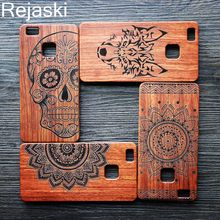 Luxury Bamboo Wood Phone Case For Huawei P9 plus P9 Lite G9 P10