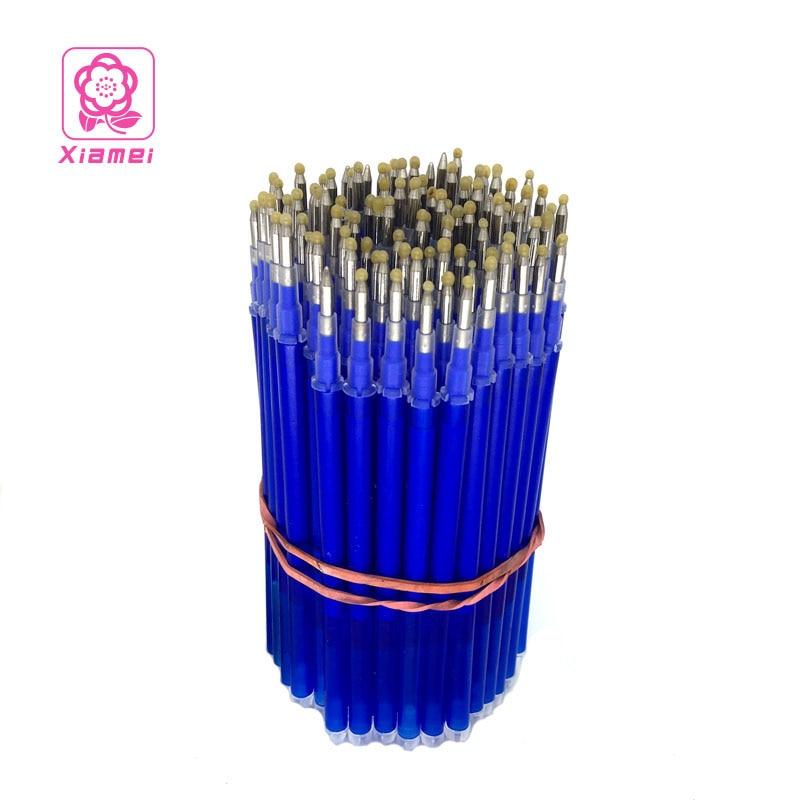 Xiamei Stationäre Shop 20 teile/los Magie Löschbaren Stift Refill 0,5mm Gel Pen Refill für Chancery Schreiben Büro & Schule liefert