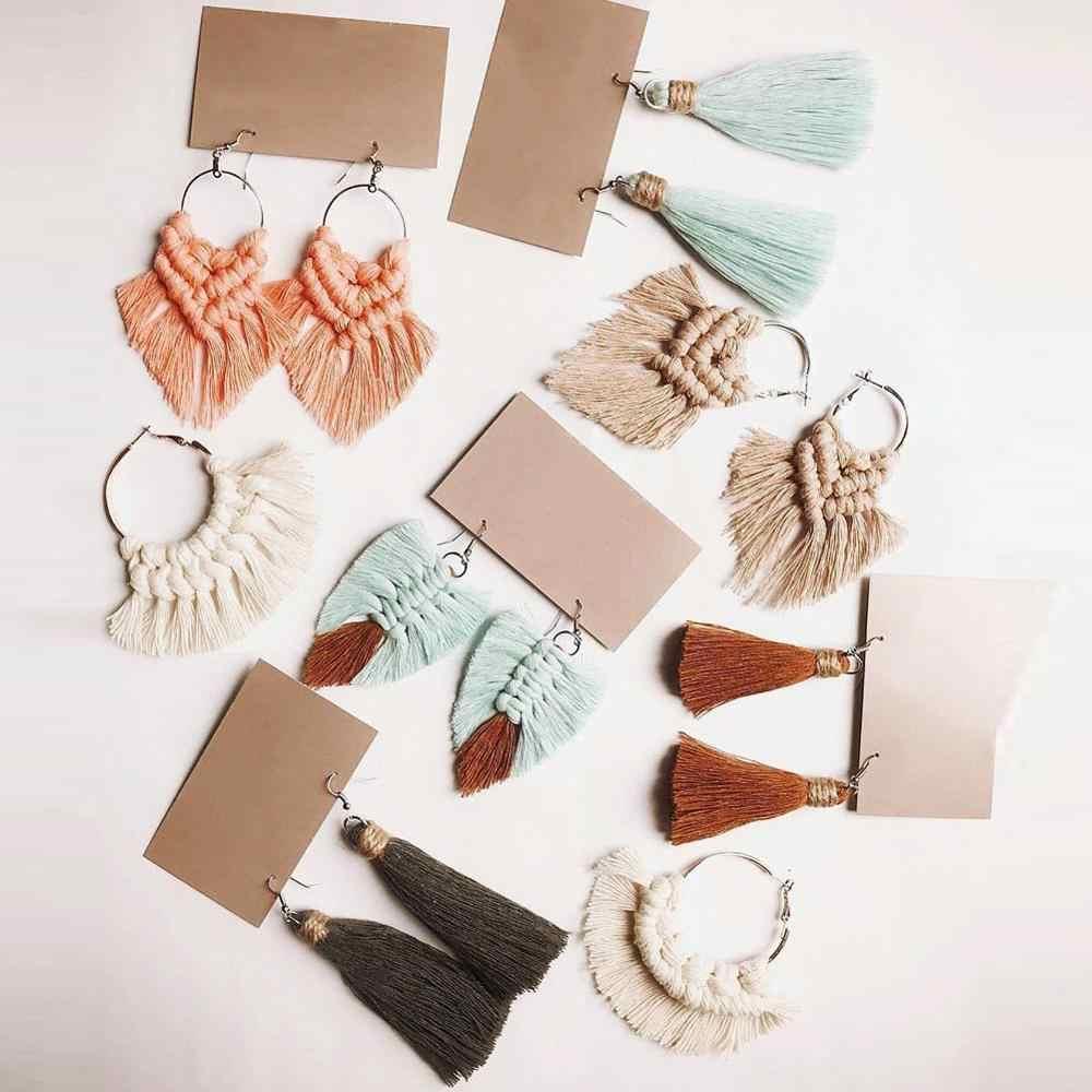 Colorful Bohemian Feather Dangle Drop Earring Gifts for Women Girls Jewelry000001000109