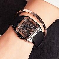 Zegarek Damski Reloj Mujer Lucky Flower Watch 2019 Hot Sale Women Watches Casual Ladies Watch Montre Femme Relojes Para Mujer