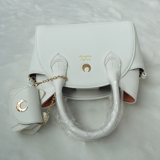 Women Brand Design moon handbag 3