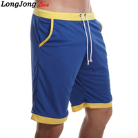2016 Loose Shorts Men Sport Basketball Pants Low Waist Pantalones Cortos Hombre Casual Marcas Surfing Pants