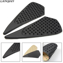 Motorcycle Tank Sticker Anti Slip Pad Gas Knee Protector Grip Traction Side Decal For Yamaha YZF R1 YZFR1 2004 2005 - 2007 2008 for yamaha mt 09 mt09 mt 09 2014 to 2017 2018 motorcycle protector anti slip tank pad sticker gas knee grip traction side decal