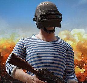 Der Playerunknown Battleground Pubg Mail Ru T Shirt Telnyashka Haut
