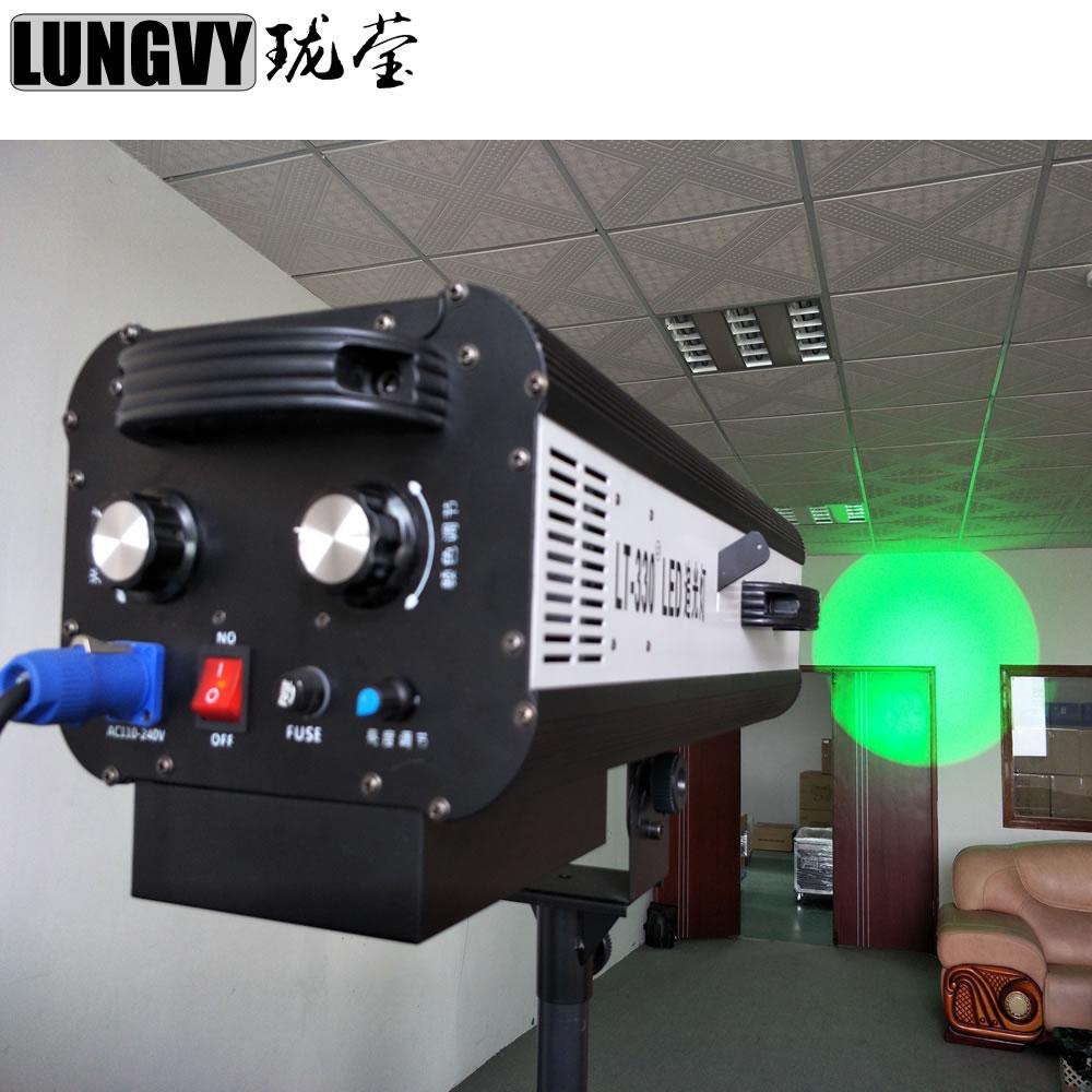 цена на Free Shipping 330w LED Follow Light 330w Performance Stage Lighting Follow Spot Lighting