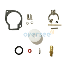 3F0-87122-1 or 3F0-87122-2 Carburetor Repair KIT For TOHATSU 3.5HP 2 STROKE Outboard Engine Boat Motor aftermarket parts