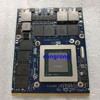 Comparar N16E GX A1 para nVidia GTX 980M 8G gráfico tarjeta GPU GTX980M para Dell Alienware 18
