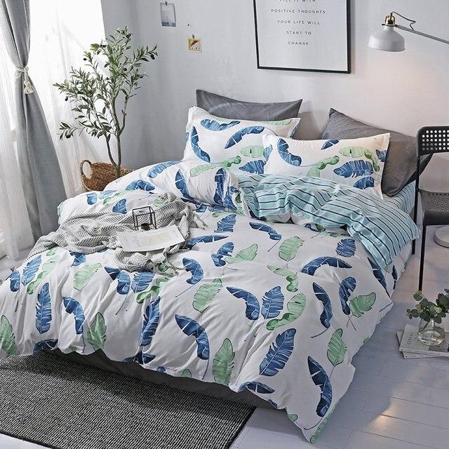 Cartoon Polar Bear Bedding Set