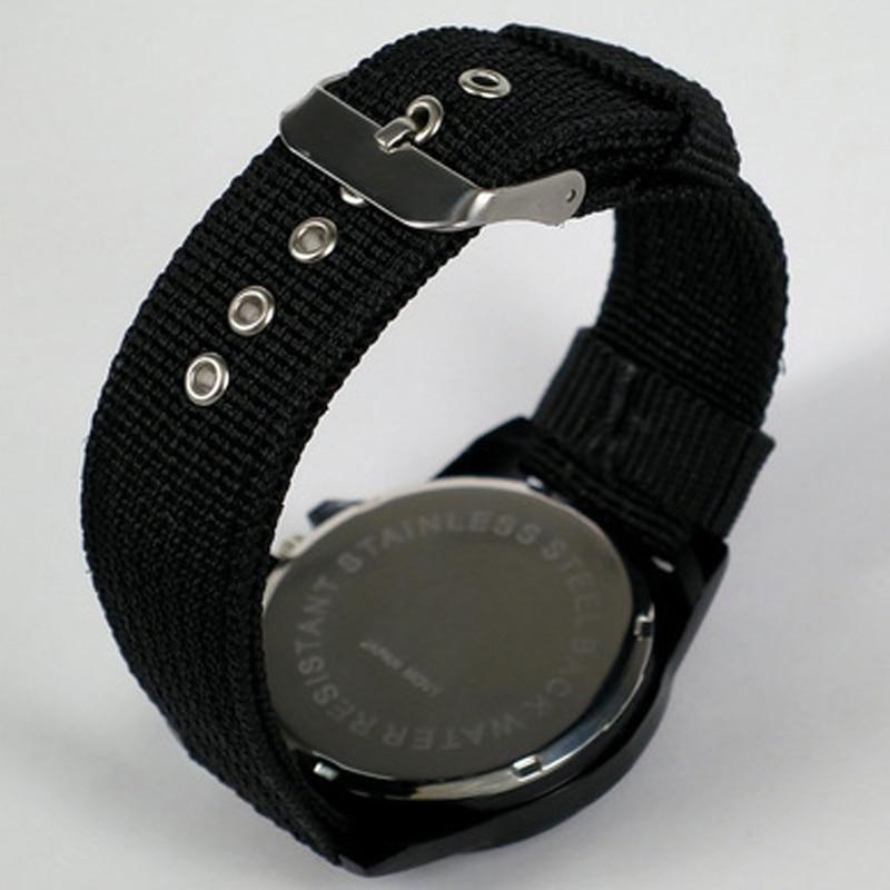 2019 drop shipping Men Nylon band Military watch Gemius Army watch High Quality Quartz Movement Men sports watch Casual wristwatches (15)