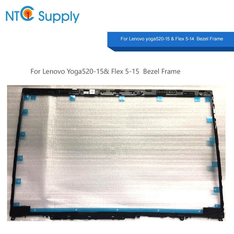NTC Supply Bezel Frame For 15.6inch For Lenovo Yoga 520-15 FHD LCD Touch Digitizer Assembly B156HAN02.1 Bezel Frame