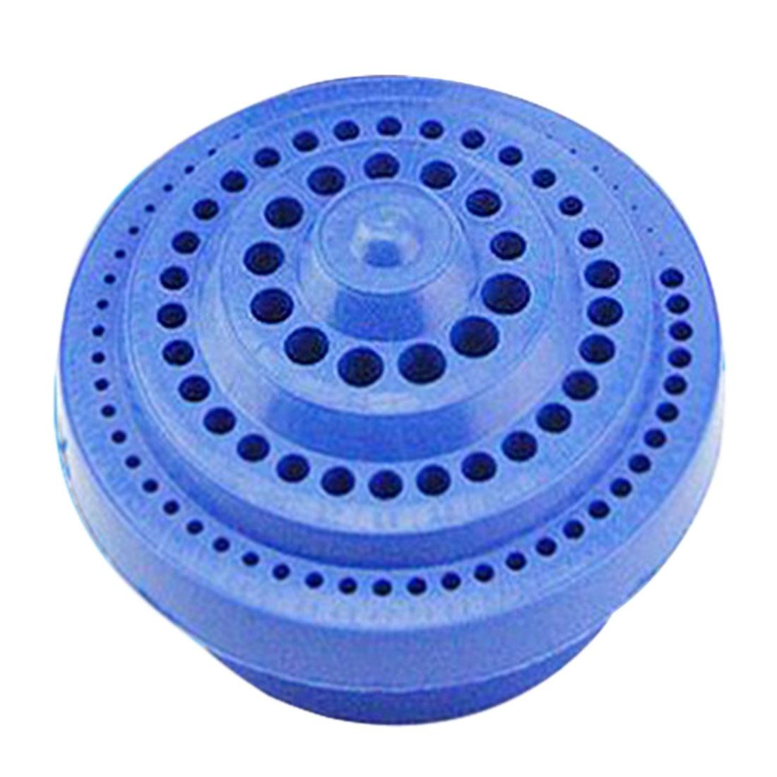 цена на Hot!1pcs Round Shape Plastic Hard 100pcs 1-13mm Drill Bit Storage Case Blue