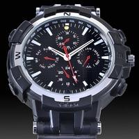 Outdoor Sport Compass Waterproof Smart Watch Wifi Camera Wearable Clock