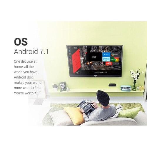 NEW TX3 MINI NO LED Smart TV BOX Android 7.1 4k S905W Quad-core Cortex-A53 Mali-450MP5 2.4G Wireless WIFI set top box pk tx3mini Karachi
