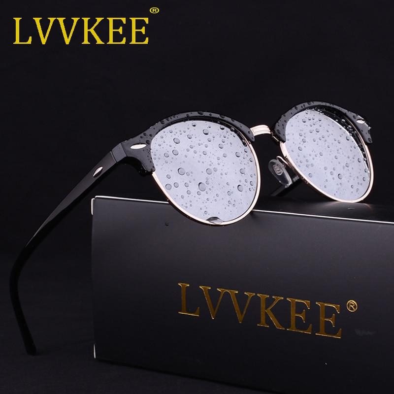 2019 hot Ultra-clear d Sun Glasses Men Round Brýle Women Vintage Polarized Sluneční brýle Dámské Růžové nebo oculos de sol Barva