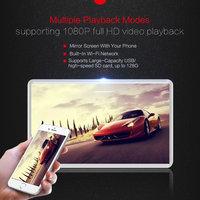 11,6 Android автомобильный подголовник плеер ips HD монитор с wifi 3g Bluetooth и fm передатчик экран USB SD MP5 плеер Установка сиденья