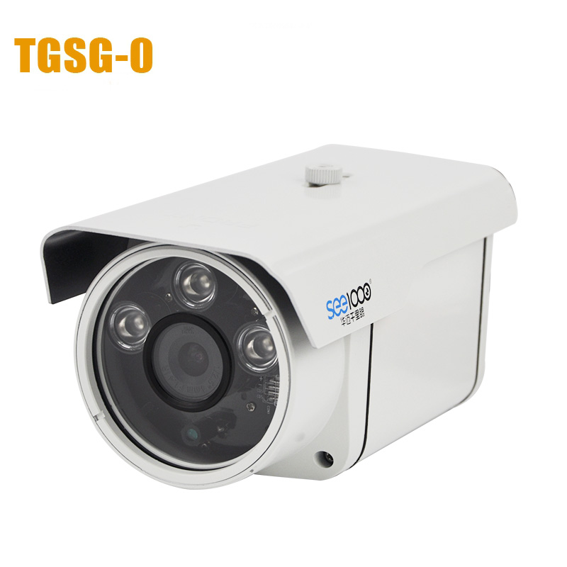 TGZS 2000 Camera high signal to noise ratio the image clear 50 meters infrared day and