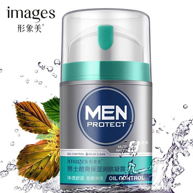 Bărbați Îngrijirea pielii anti-rid anti-îmbătrânire crema 50g îngrijire a feței contracție pori ulei de control acnee tratament Blackhead întărire hidratare
