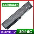 4400 мАч Аккумулятор для LG R410 R510 R580 Серии ПЛ-804 ПЛ-805 ПЛ-807 SW8-3S4400-B1B1