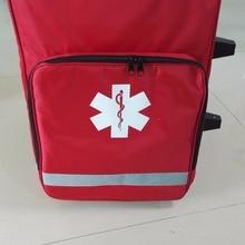 Горячая Распродажа Fsm0603-zh02 ремень тележка аптечка первой помощи Базовая аптечка первой помощи