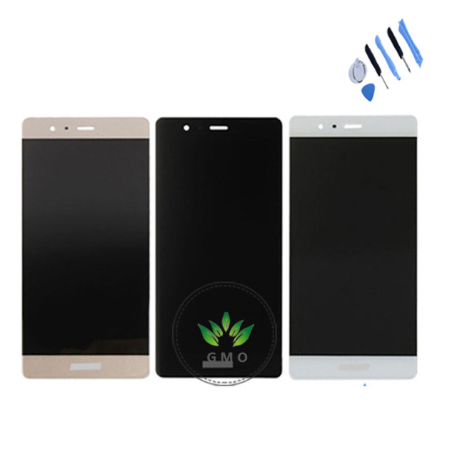 Original For Huawei P9 LCD Display and Touch Screen Assembly 5.2 inch For Huawei P9 +Tools