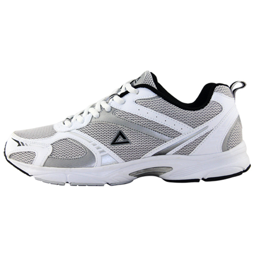 ФОТО PEAK SPORT Athletic Flexible Lightweight Mesh Male Walking Sports Men Running Shoes Free Shipping