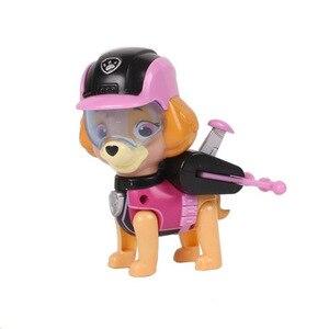Image 4 - 7 Stks/set Poot Patrouille Speelgoed Hond Kan Vervorming Speelgoed Kapitein Ryder Pow Patrol Psi Patrol Actiefiguren Speelgoed Voor Kinderen geschenken