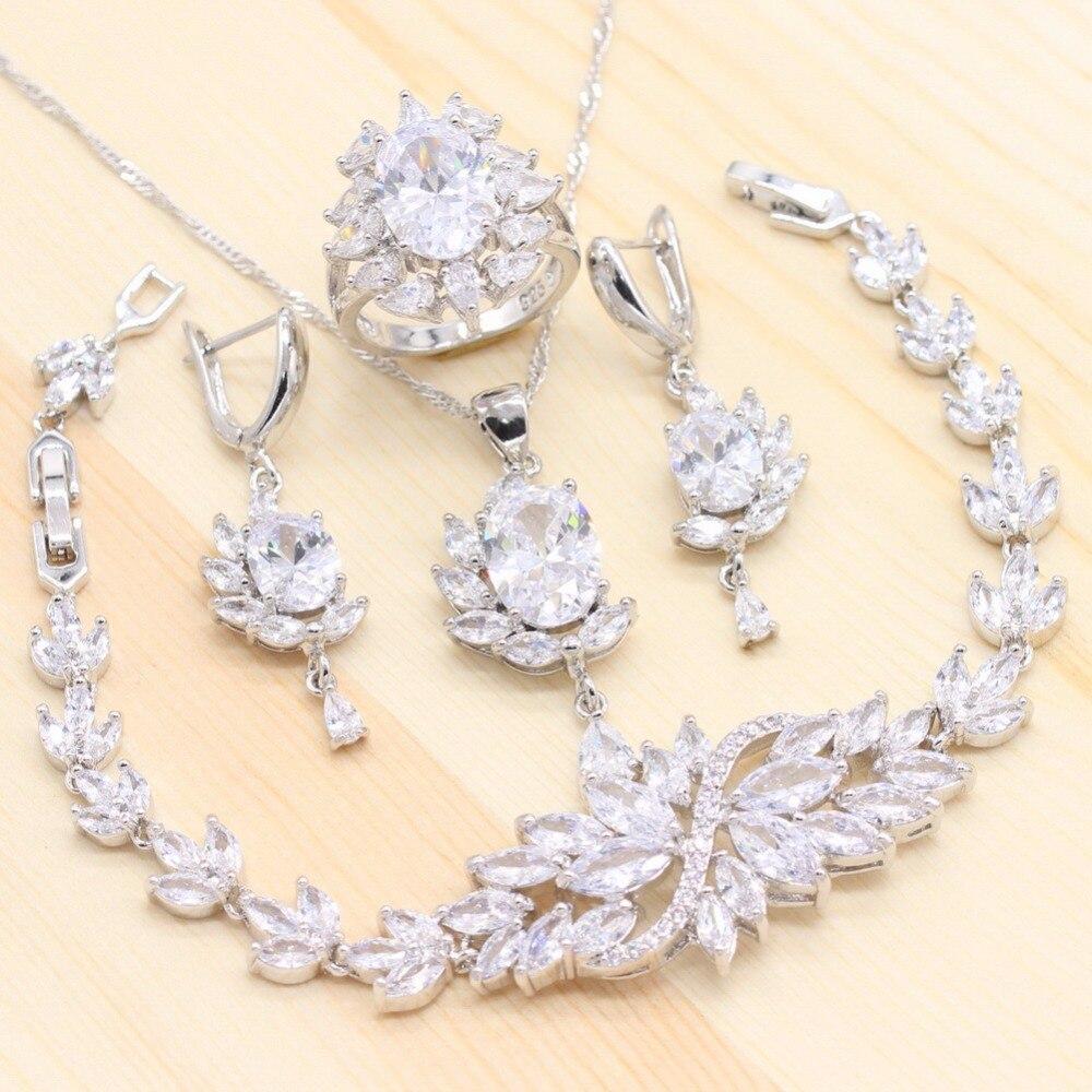 925 Sliver Women Jewelry...