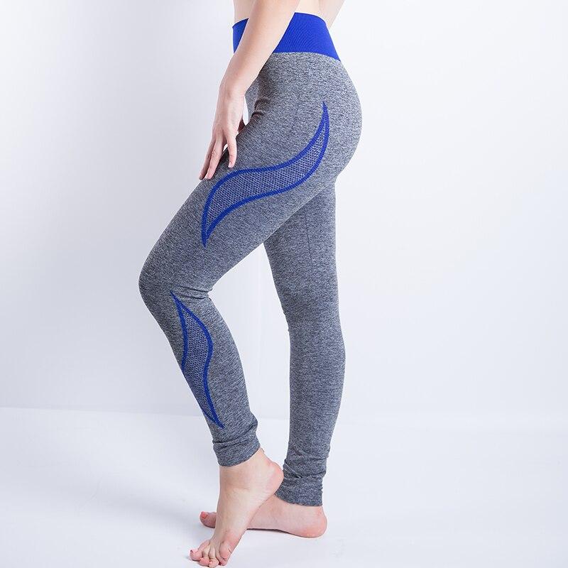 Nessaj alta qualità vita alta Plus Size Push Up Pantaloni Elastico - Abbigliamento donna - Fotografia 5
