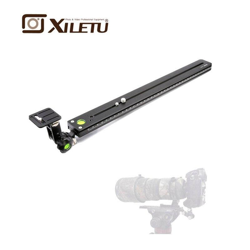 XILETU XTB-450 Stable Téléobjectif zoom Lens Support Pince Plaque LongFocus Lens Soutien Holder Pour Arca Suisse 600mm-800mm Lentille