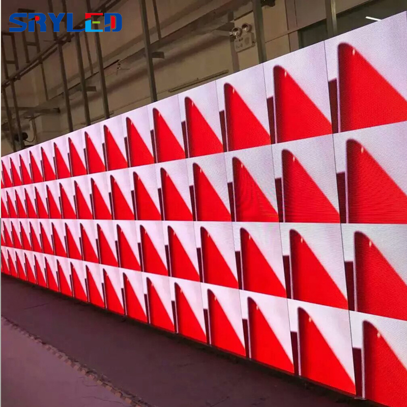 Image 5 - Indoor full color dustproof display P3.91 P4 P4.81 P5 P6 ultra thin LED screen display ,indoor rental LED large  screen-in LED Displays from Electronic Components & Supplies