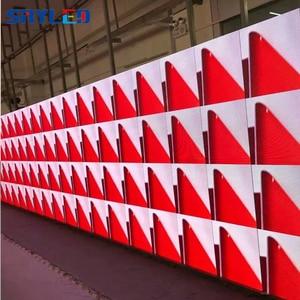 Image 5 - Kapalı tam renkli toz geçirmez ekran P3.91 P4 P4.81 P5 P6 ultra ince LED ekran, kapalı kiralama büyük ekran LED