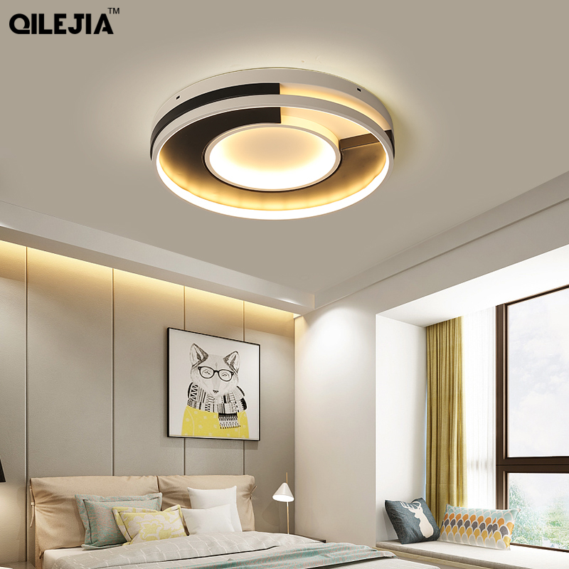 LED Chandliers light home for living room White Simple Plafond lighting fixture AC85-260VModern Acrylic led ceiling lampLED Chandliers light home for living room White Simple Plafond lighting fixture AC85-260VModern Acrylic led ceiling lamp