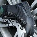 Laite Hebe Zapatos Botas Militares Delta Tactical 2017 Nuevos Zapatos Impermeables Botas SWAT Botas de Combate Del Ejército Al Aire Libre de Senderismo Hombres LH186-3