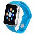 Homens mulheres smart watch para android bluetooth smartwatches para samsung câmera esporte pedômetro apoio whatsapp gt08 dz09 a1 gt88