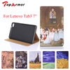 TopArmor New Ultra Slim Cover Case Stand FOR Lenovo Tab3 7 Essential 710F 710I Cover Case