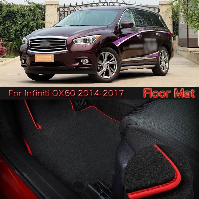 2014 Infiniti Qx60 Interior: High Quality Soft Nylon Custom Made Non Slip Heavy Duty