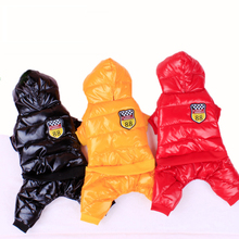 New Waterproof Fabric Dog Coat