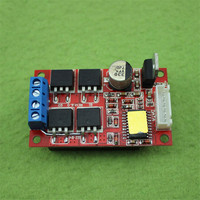 450W High Power Dc Motor Drive Board Positive Inversion Brake 12 24 36V Can Be Filled