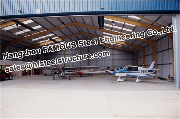 Hot Dipped Galvanized Anti-corrosion Steel Structure Plane Hanger