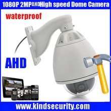 AHD HIGH SPEED DOME CAMERA CCTV 1080P AHD CAMERA 2mp ahd speed dome ahd ptz camera