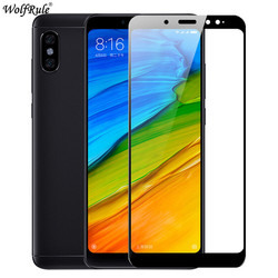 2pcs Screen Protector Xiaomi Redmi Note 5 Pro Glass 2.5D Tempered Glass For Xiaomi Redmi Note 5 Pro Full Glass Redmi Note 5 Pro