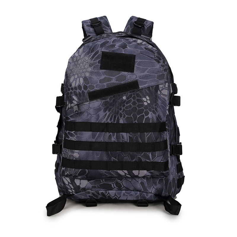 a79a19eca7 TACTICAL Σακίδιο 40L Υπαίθρια Camping Bag Αδιάβροχο Ορειβατικό ...