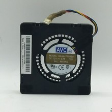 Для AVC BASA0715B2U 7015 70x70x15 мм DC 12 В 0.70A M92p 70 мм вентилятор охлаждения турбо