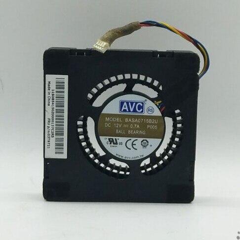 AVC BASA0715B2U 7015 70x70x15mm DC 12V 0.70A M92p 70mm cooling turbo fan