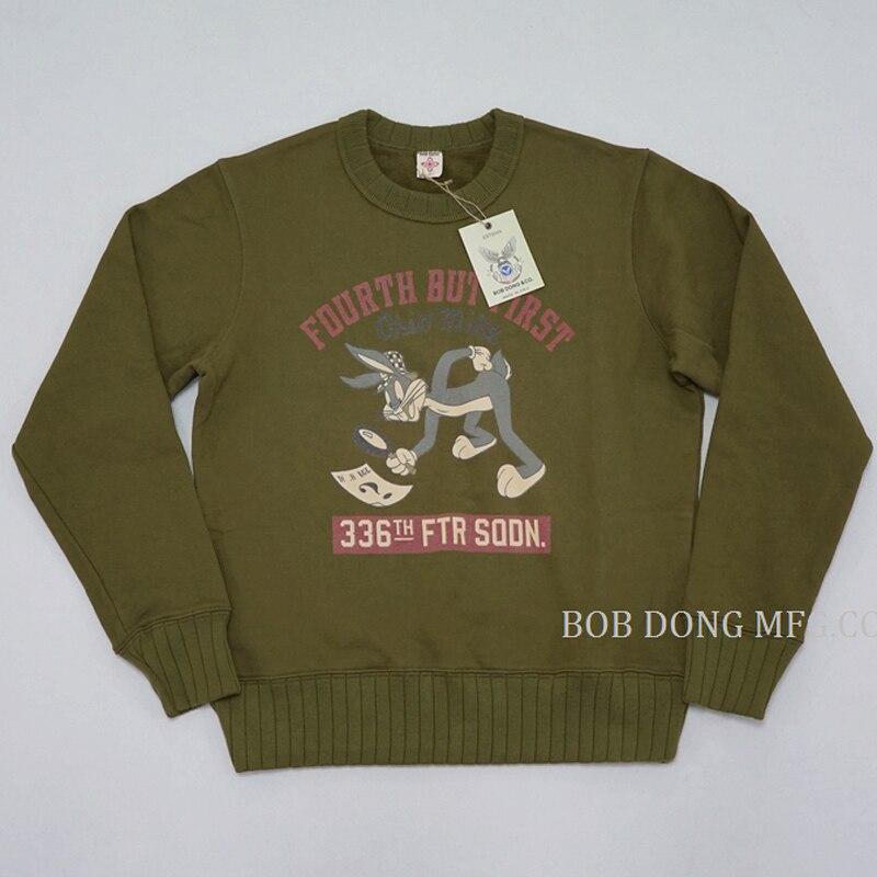 bca615aa50f44b BOB-DONG-336TH-Bugs-Bunny-Felpe-Inverno-Pesanti-degli-uomini-di-Stile -Militare-Dei-Pesi-Massimi.jpg