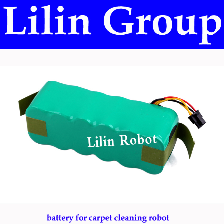 (Para x500, x550, b2000, b3000, b2005, b2005 plus) batería Para Alfombras Limpieza robot, dc14.4v, 2000 mAh, ni-mh, 1 unds/pack, robot recambio