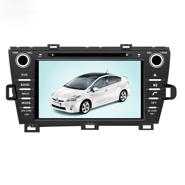 Ectwodvd 2017 Top Wince 6 0 Car Multimedia Player For Toyota Prius Left Driving 2009 2010 2016 Dvd Gps